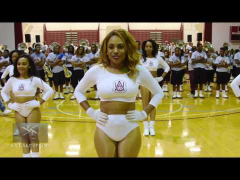 Prairie View A&M vs Alabama A&M University - Dancer Round - 2016
