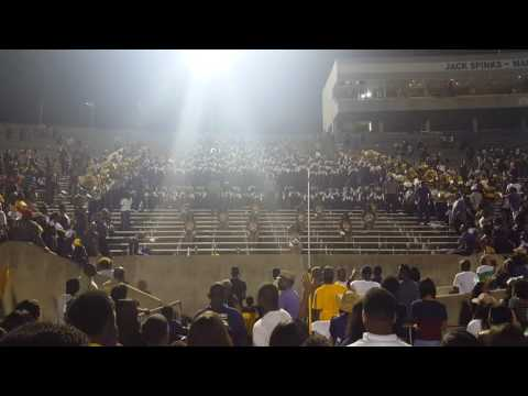 "Alcorn State-SOD """"Formation """"against Alabama State 2016...o yeaaaaaa"