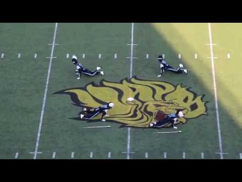 Halftime - Jackson State University Marching Band (2016) vs. UAPB