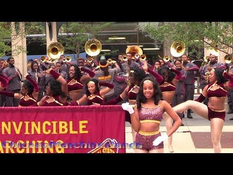 Central State University Band 2016 - For Free