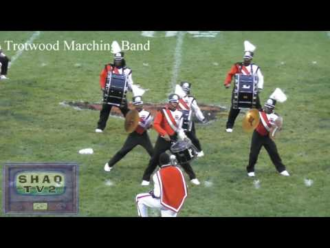 Trotwood High Marching Band @ SHAW BOTB