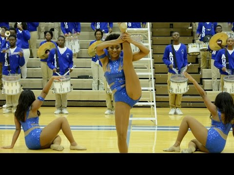Tennessee State University Marching Band - 24K - 2016