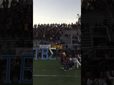 "Bowie State University - ""Symphony of Soul"" Marching Band (SOS) 2016"