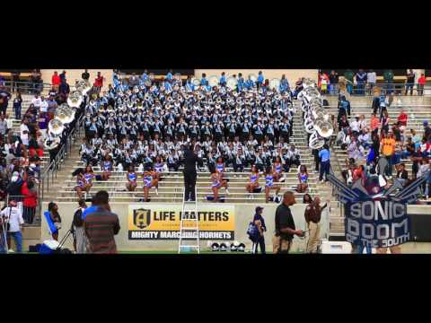 Fifth Quarter (FULL) - Jackson State University vs Alabama State University 2016