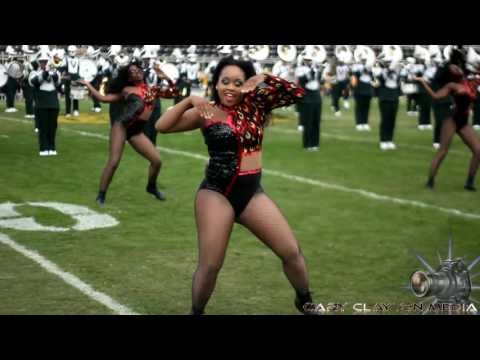 Mississippi Valley Field Show   UAPB GAME 2016