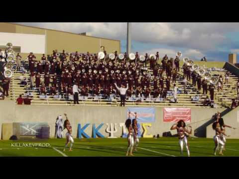Texas Southern vs Alcorn State Univeresity - 5th Quarter (FULL) - 2016