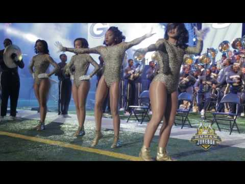 "Southern University Human Jukebox 2016 ""Tourist"" by DJ Khaled/Travis Scott 