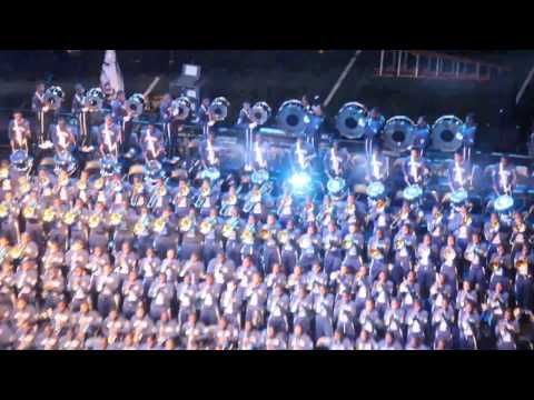 "Southern University Human Jukebox | ""Tourist"" 