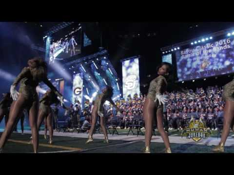 "Southern University Human Jukebox 2016 ""Bump and Grind"" by R.Kelly 
