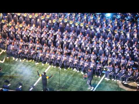 """Southern University Band 