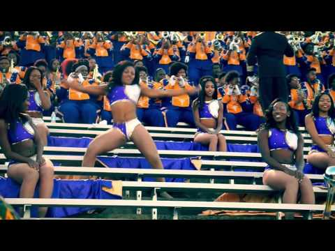 Alcorn State University- Sounds of Dyn-O-Mite (2016 Soul Bowl Stands)