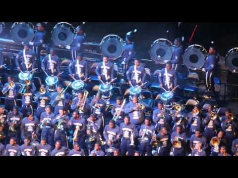Southern University Band | Nolia Clap/Nobody Does It Better | Bayou Classic BOTB 2016