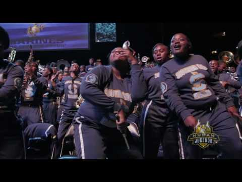 "Southern University Human Jukebox 2016 ""Black Beatles"" by Rae Sremmurd 