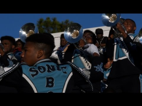 Jackson State vs Alcorn State University - Section Fanfares - Soul Bowl 2016