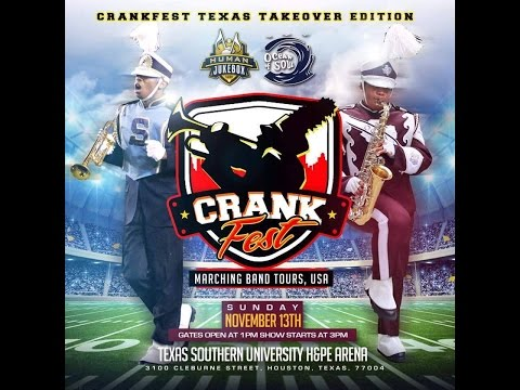 "TXSU VS SU -Crank Fest- ""Texas Take Over"" 2016 (part 1)"