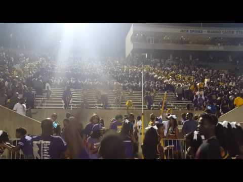 "Alcorn State-SOD ""Slave To The Rhythm "" 2016"
