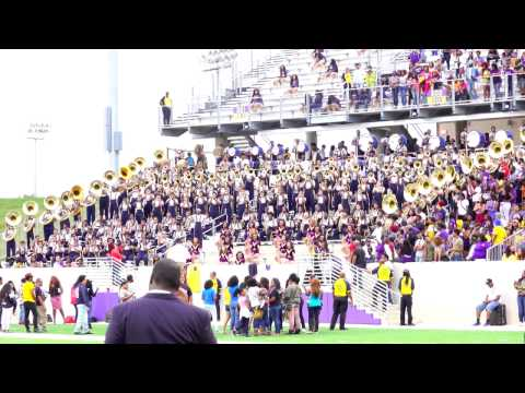 Reggae Mix - PVAMU Marching Storm (2016) [Filmed in 4K]