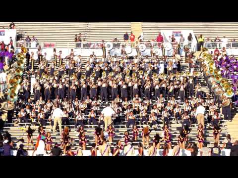 Optimistic by Sounds of Blackness - PVAMU Marching Band (2016)