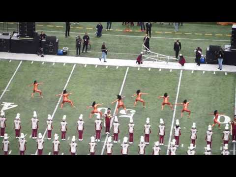 Bethune-Cookman University: 14 Karat Gold Dancers @ 2017 HONDA
