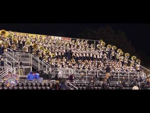On Our Own - PVAMU Marching Band at UAPB (2016)