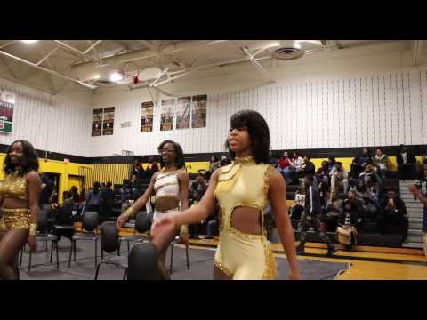 Whitehaven High Entrance | Pine Bluff High Battle (2016)