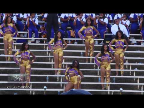 Alcorn State University Marching Band - Holiday Inn - 2016