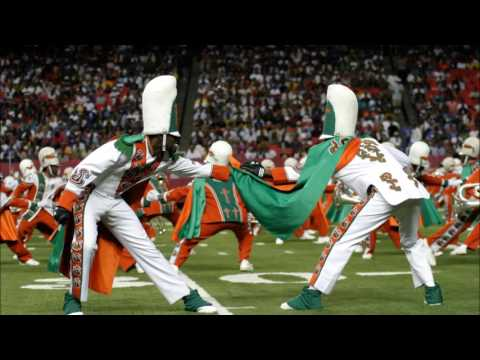 "FAMU marching 100 ""Duckmouth"""
