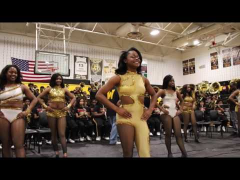 Whitehaven High vs Pine Bluff High | Round 4 2016