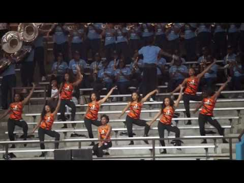 """2017 Sonic Boom of the South  """"Chill Bill"""" (Grambling)"""