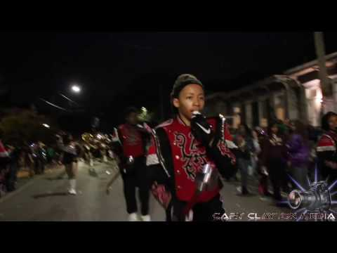 Pine Bluff High Band | Krewe of Morpheus Parade | 2017