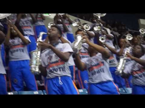 "Savannah State University ""Powerhouse of the South"" - ""Never Scarred & Headbussa"""