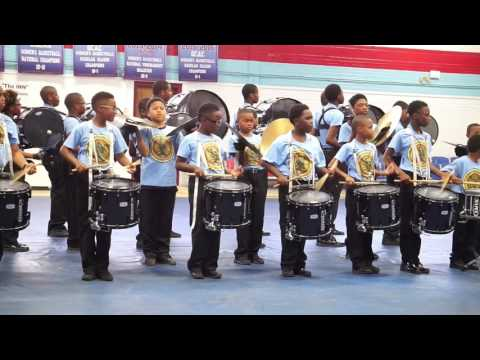 2017 The Roots Of Music Drumline