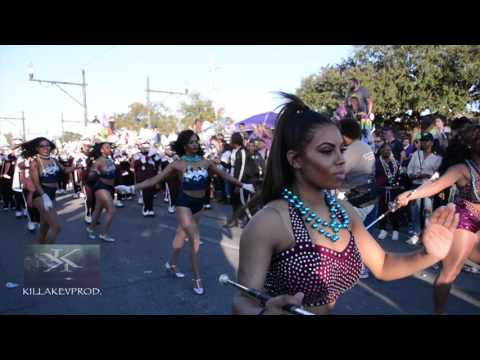 Texas Southern University Marching Band @ Endymion 2017