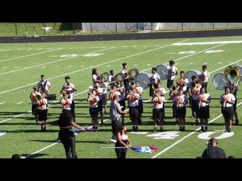 "Fairley High School Marching Band (2017) Performing Bruno Mars ""That's What I Like"""