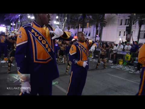 Alcorn State University Marching Band @ Endymion 2017