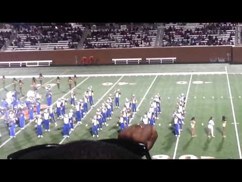 Albany State university marching band