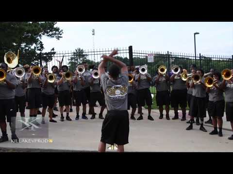 New Orleans All-Star Band - Baritone Fanfare @ the 2017 Independence Day Showdown