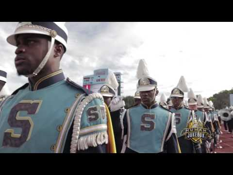 Southern University Human Jukebox Fall 2016 Highlights