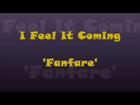 I Feel It Coming 'Fanfare' - The Weeknd  (arranged by Mr. Creole)