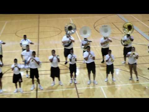 "TSU High School Band ""Power Camp"" 2017"