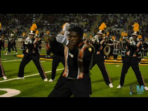 2017 Grambling State World Famed Tiger Marching Band vs Jackson State