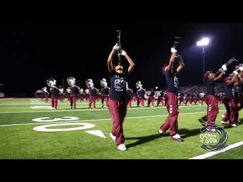 TSU Ocean of Soul Halftime at Manor vs  Hendrickson Game in UHD 4k