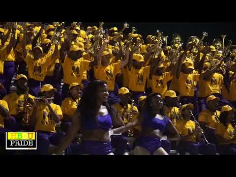 "Miles College Introducing the ""Purple Marching Machine"""