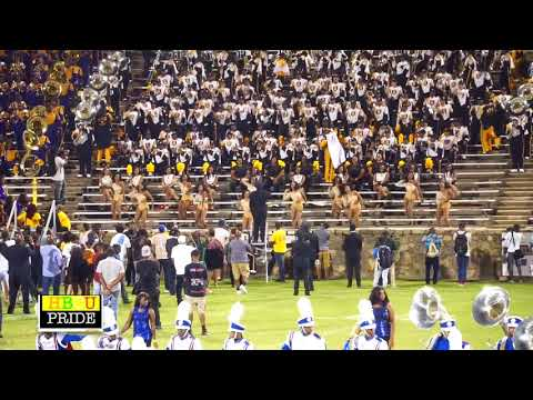 """The Mighty Marching Hornets performing """"DEADZ"""""""