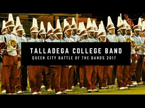 Talladega College Halftime (2017) - Queen City BOTB [4K ULTRA HD]