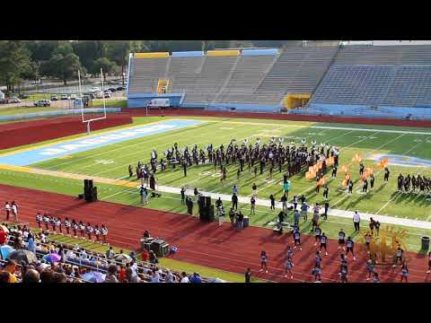 "South Carolina State-""???"" @2017 Swac/Meac Challenge Pep Rally"