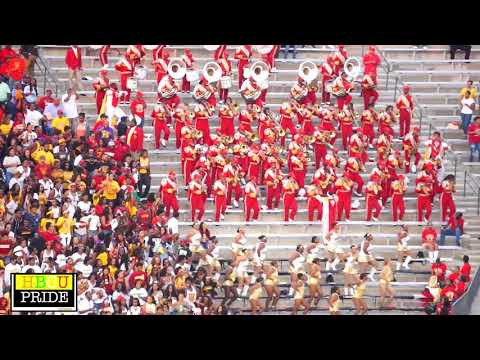 "Tuskegee University -Marching Crimson Pipers ""Come On Everybody"""