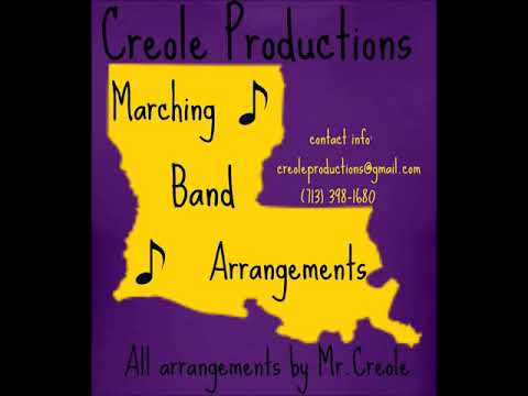 Passionfruit - Drake  (arranged by Mr. Creole)
