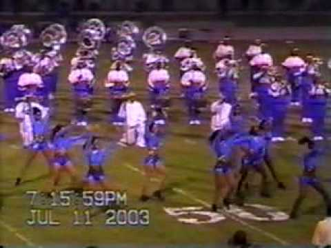 Albany State Field Show vs Miles 03