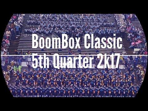 "BoomBox Classic ""Jackson State vs Southern University"" 